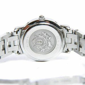 Hermes Accessories - Hermes Ladies Clipper Watch